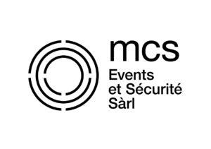Logo de MCS Evénements et sécurité SàRL