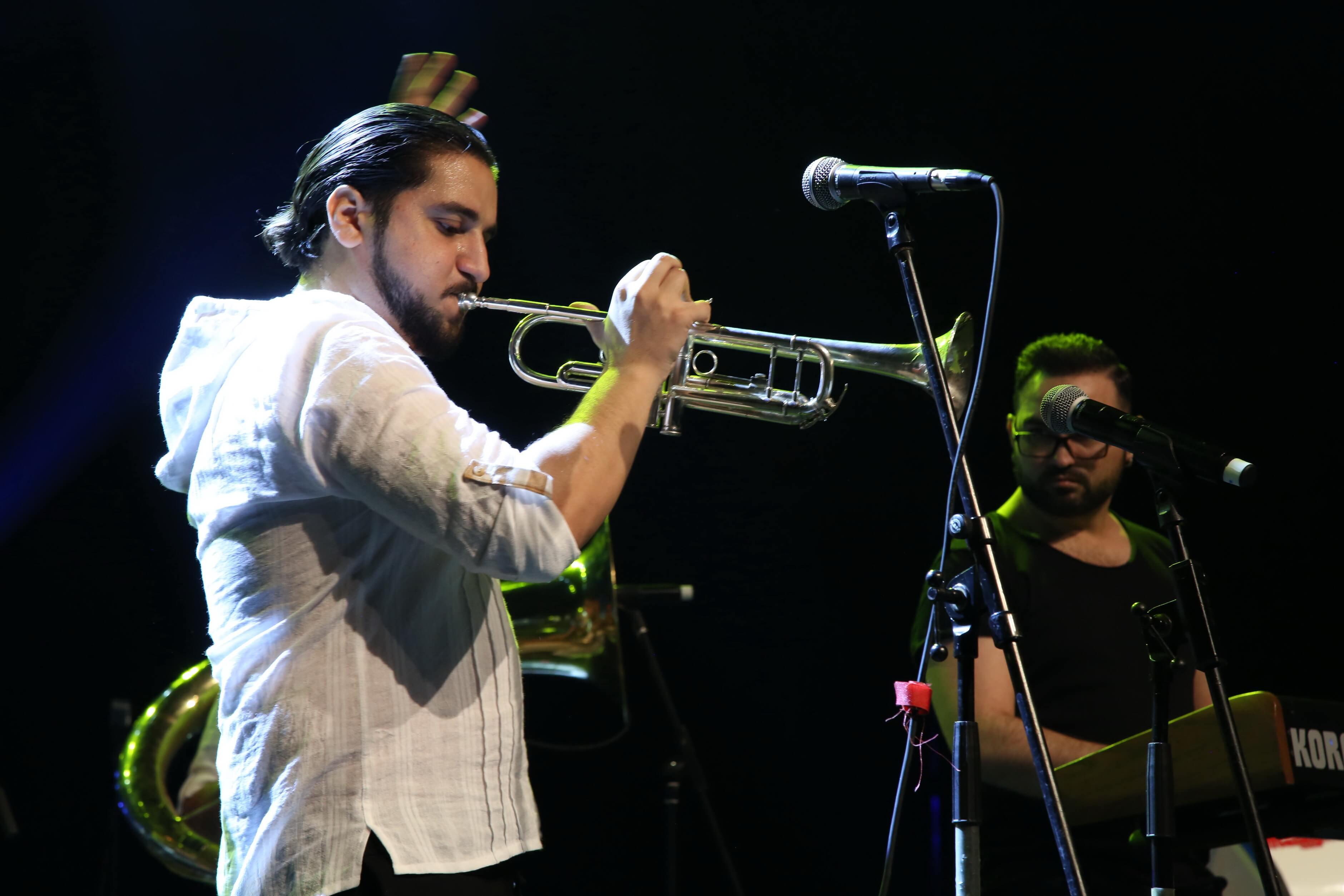 Marko Markovic Brass Band © DR