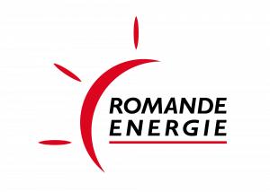 Logo de Romande Énergie
