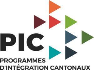 logo de PIC - Programmes d'intégration cantonaux